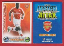 Arsenal Emmanuel Eboue Ivory Coast